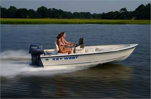 2017 Key West Boats 1520cc