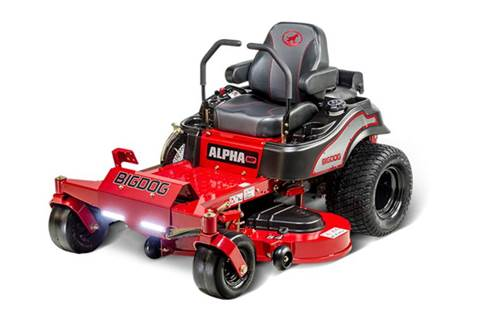 New BigDog Mowers Alpha Models For Sale in Branford, FL Byrd's Power