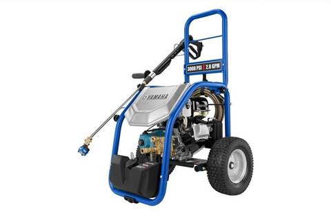 New Yamaha Pressure Washers Models For Sale in W Burlington