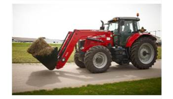 Agricultural Backhoes and Agricultural Loaders from Massey