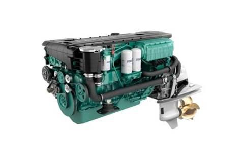 New Volvo Penta Aquamatic Sterndrive Diesel Models For Sale
