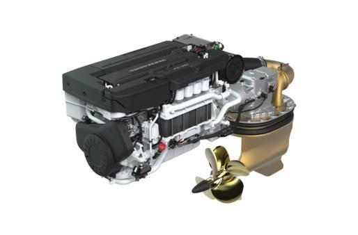 New Volvo Penta Engines