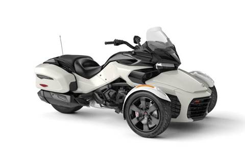 2019 Spyder® F3-T SE6
