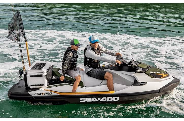 New Sea-Doo Models For Sale in St  Albert, AB Riverside