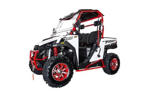 New Massimo Motor UTVs Models For Sale in Toledo, OH Point