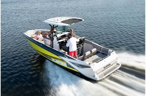 New Scarab Jet Boats Models For Sale in North Billerica, MA