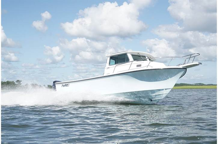 New Parker Boats For Sale West Coast Marine Service