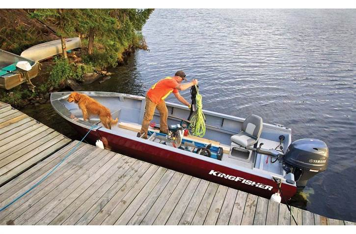 New Kingfisher Boats Boats For Sale in Grande Prairie, AB