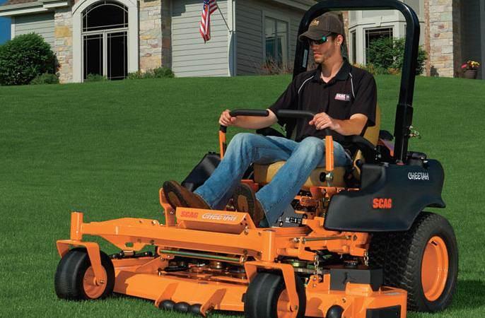 New Scag Models For Sale in Olathe, KS Smitty's Lawn