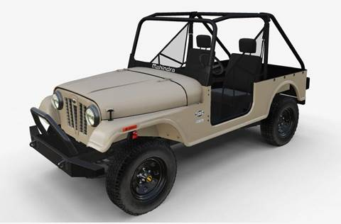 New Mahindra Roxor Models For Sale In Anchorage Ak Alaska Mining
