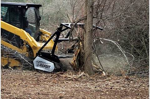 New Bandit Industries Skid Steer Attachments Models For Sale