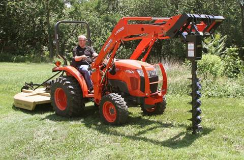 New Land Pride Post Hole Diggers Models For Sale in