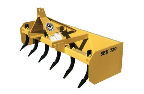 New Bush Hog Box Blades Models For Sale in THOMASVILLE, NC JOE'S