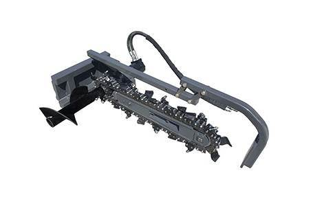 New Titan Implement Mini Skid Steer Attachments Models For