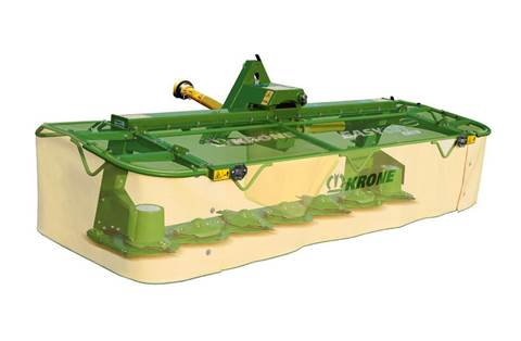 New Krone Front-Mounted Disc Mowers EasyCut F Models For Sale in