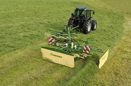 New Krone Models For Sale in Lexington, KY Central Equipment