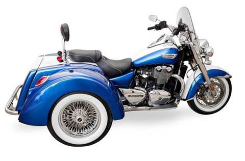 New Motor Trike Triumph Models For Sale in Oblong, IL Sparks
