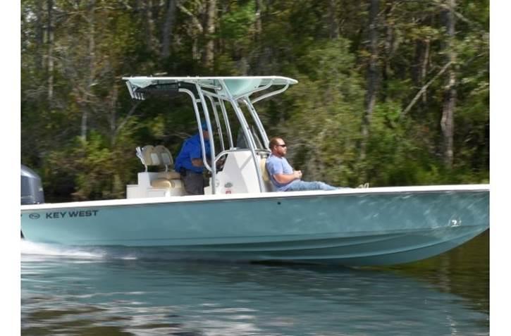 New Key West Boats For Sale in Brunswick, GA Ellis Marine