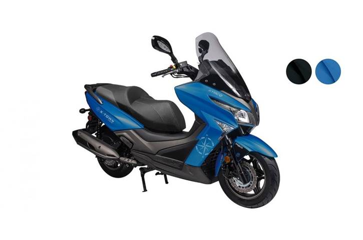 New Kymco Models For Sale In Colleyville Tx Moxie Scooters