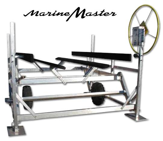 New Marine Master Boat Lifts For Sale in Saskatoon, SK
