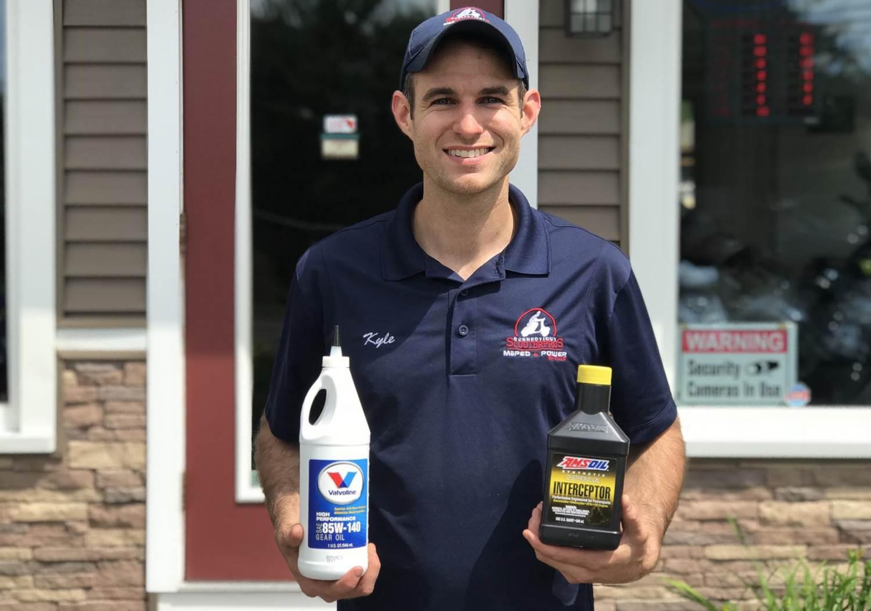 Oil Connecticut Scooter Pros Vernon, CT (860) 454-4742