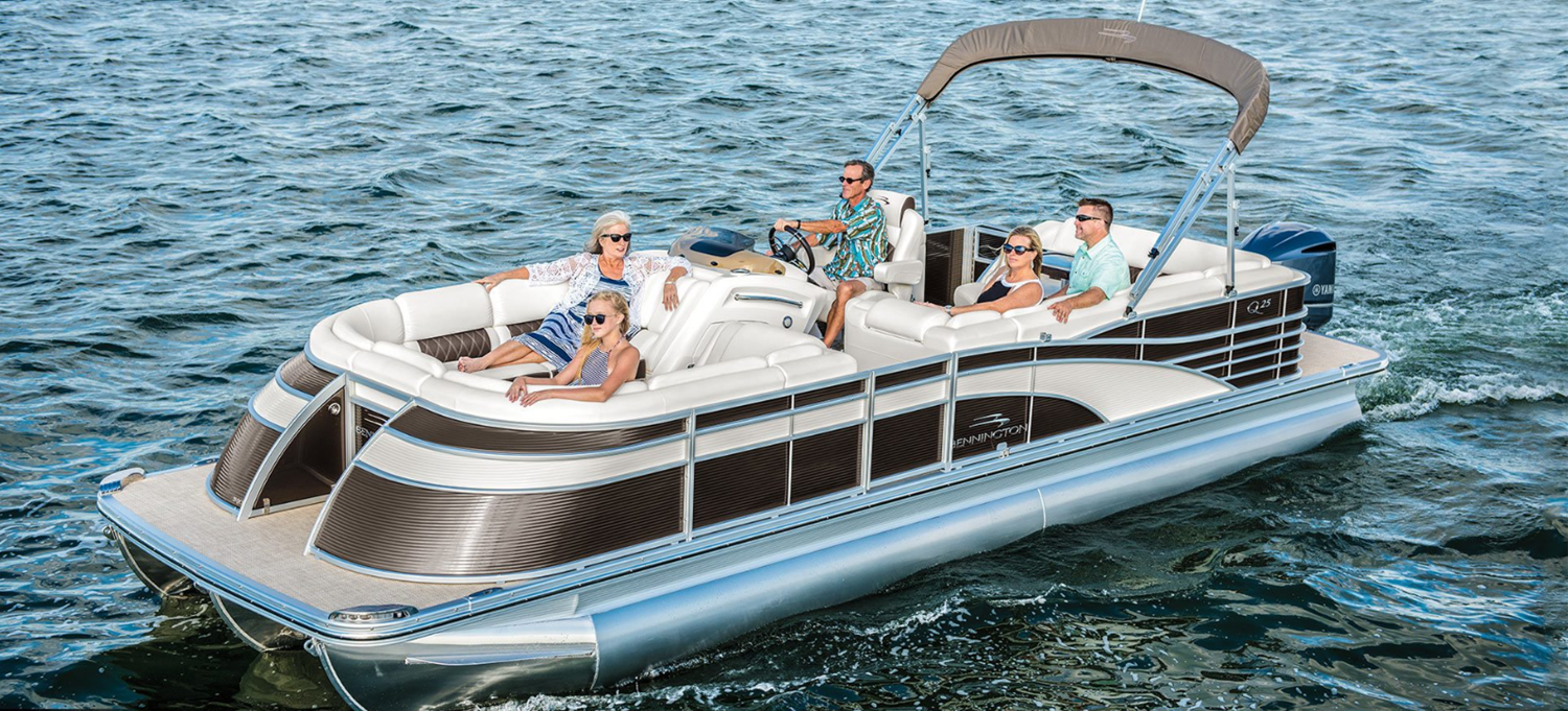 Tritoon For Sale >> Bennington Pontoon Boats For Sale In Austin Tx South Austin