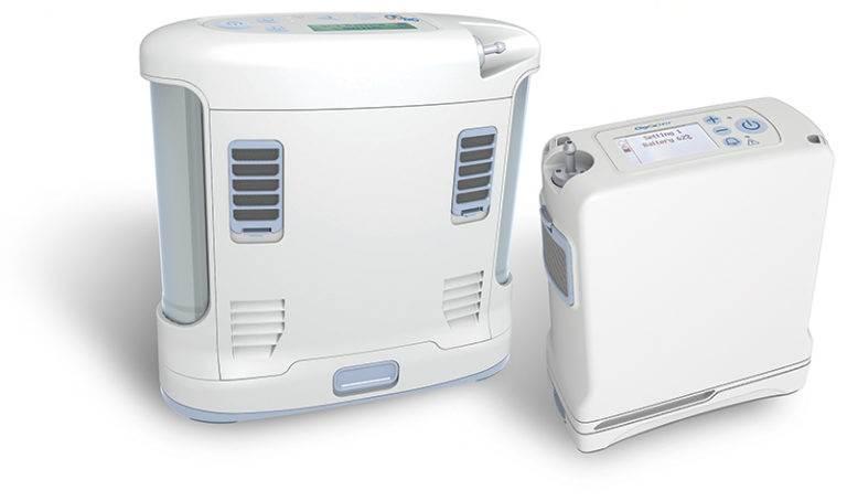 Portable Oxygen Concentrator Medi-Source Home Medical Inc