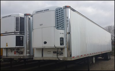 Refrigerated Trailer Rentals Transport Refrigeration, Inc