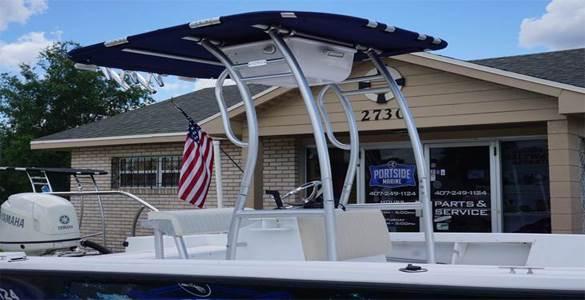 T Top Installation Service Boat Marine Portside Orlando Fl