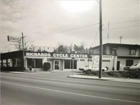 History of Richards Richards Honda-Yamaha Little Rock, AR (501) 562-0910