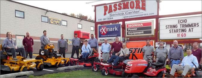 Home Passmore Service Center Bechtelsville, PA (610) 400-1211