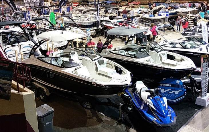 green bay boat show