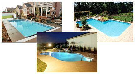 Vinyl Pools Swimming Pools of Tupelo Tupelo, MS (662) 842-8009