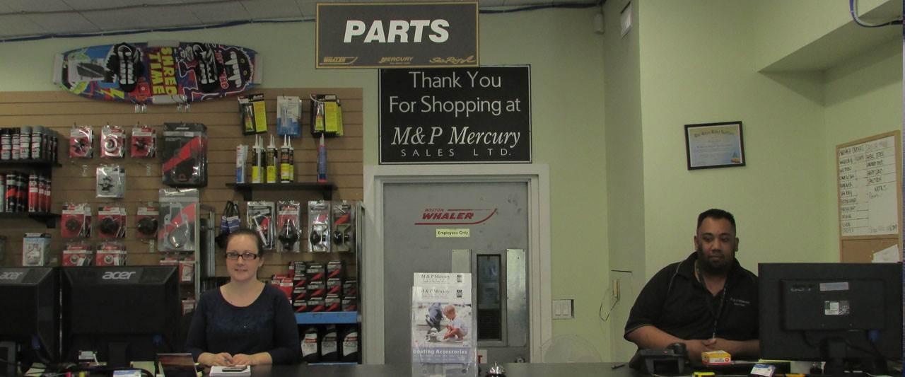 Part Catalogues M P Mercury Sales Ltd