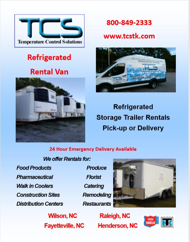 Rentals Temperature Control Solutions Inc Wilson Nc 800 849 2333