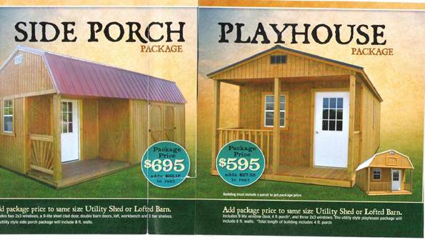 Storage Sheds West Maryland Outdoor Power