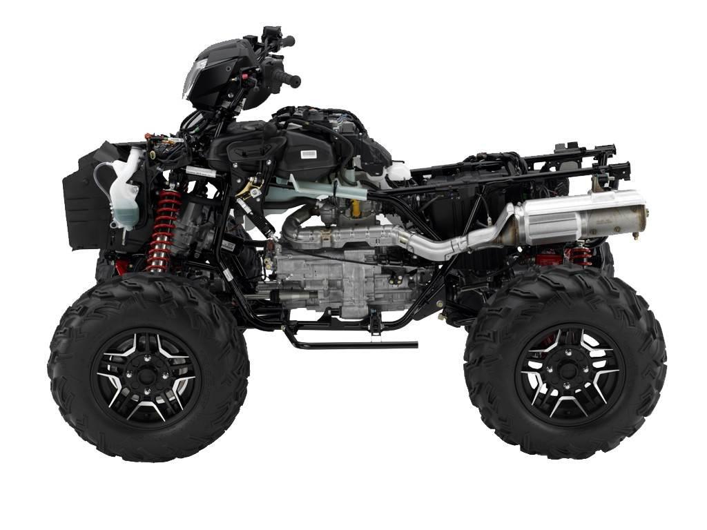 Honda ATVs J & J Sports Thunder Bay, ON (807) 623-5042