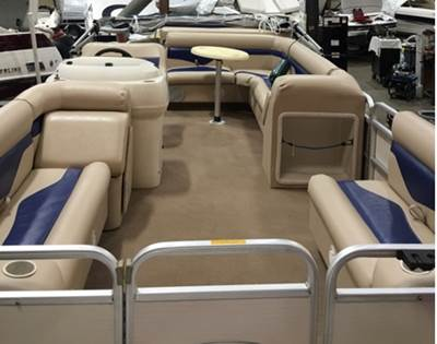 turner repair marine interior picture boat upholstery custom