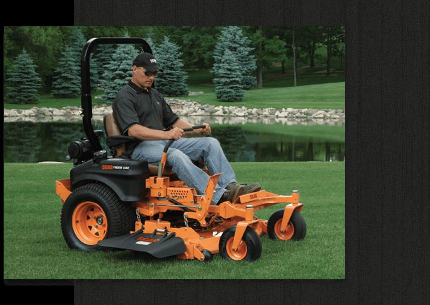 Home Vansant's Lawnmower Sales & Service Douglasville, GA