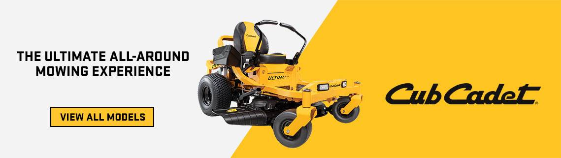 Cub Cadet Ultima Series | Clermont County Equipment | Greater