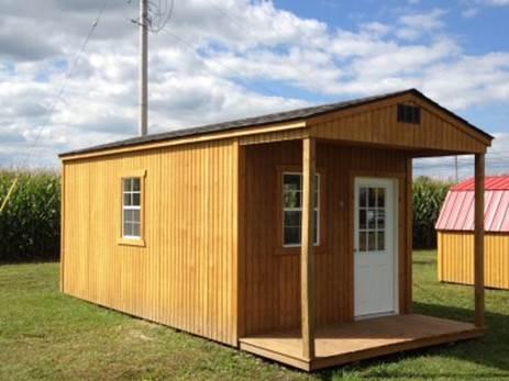 Portable Cabin Lark Lawn & Garden, Inc