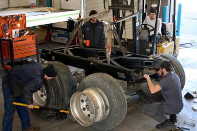 Trailer Repair Parts & Service Thermo King West - Tolleson