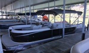 Boat Rentals in Johnson City on Boone Lake Rockingham Marine