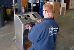 Boat Repair Shop & Service Center Thayer's Marine Inc  Norwich, CT