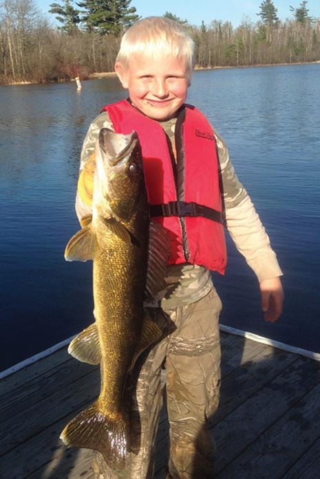 Fishing Patterns Of Lake Vermilion