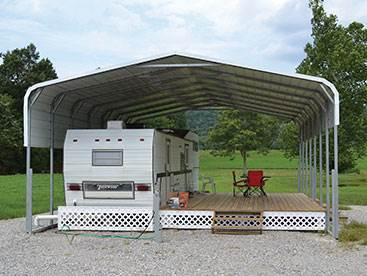 All Steel Carports Tuff Stuff Sales & Service Middletown, IN (765 ...