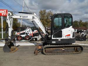 Loaders & Excavators Bobcat of Anderson Anderson, IN (765