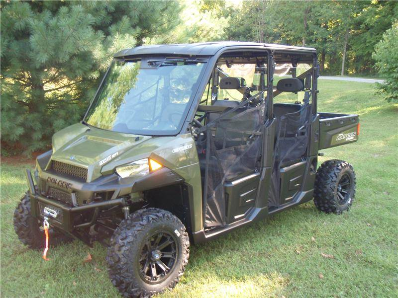 2014 Ranger Crew 900 With Accessories Teixeira's Polaris