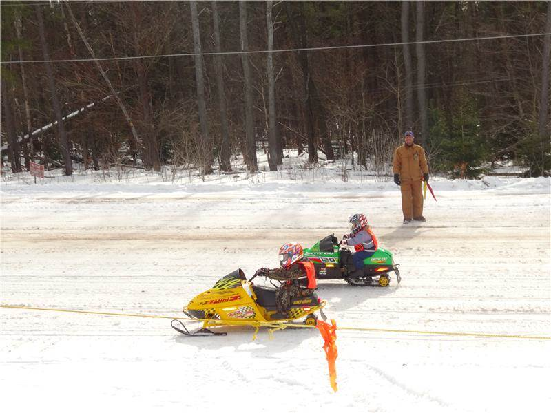1rst Annual Snowfest at the Potter County Snowmobile Club
