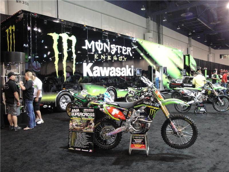 2011 Kawasaki Dealer Meeting - Las Vegas Biegler's C&S